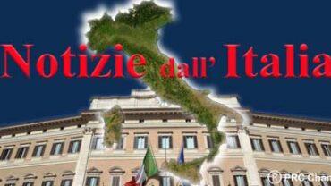 Notizie Politiche Italiane