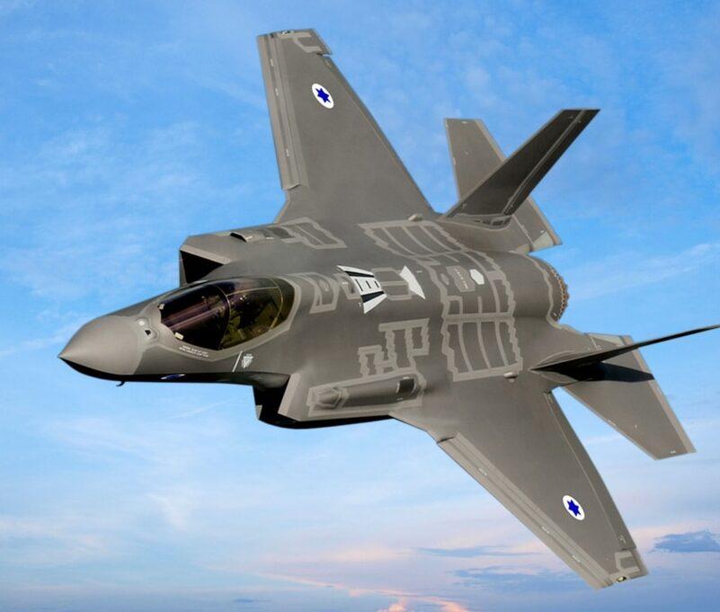 """F-35 di Israele, Usa e Uk in Italia  per la Falcon Strike 2021. Israele: """"Impareremo dai nostri partner"""""""
