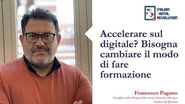 Франческо Пагано - AIDR