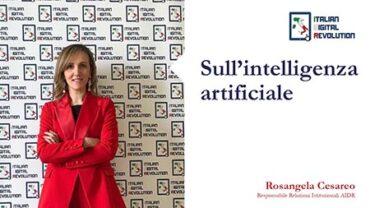 Rosangela Cesareo - AIDR