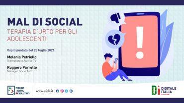 Mal di social-Digitale Italia