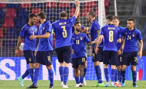"""Europei, l'Italia lascia Coverciano con un solo """"obiettivo"""": La finale di Wembley"""