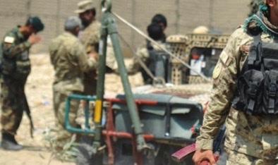 Talebani ad un passo da Kabul