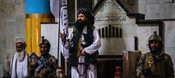Il Pakistan strizza l'occhio ai talebani insieme a Cina e Russia. L'occidente aspetta i fatti….