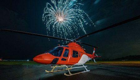 Leonardo: contratto con Mercy Flight Central negli USA per l'elicottero AW119Kx per compiti di elisoccorso