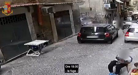 Napoli. Fermo per 5 soggetti indiziati di tentato omicidio