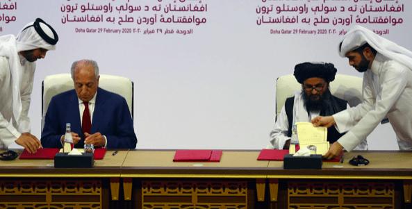 Il Qatar conquista l'Afghanistan