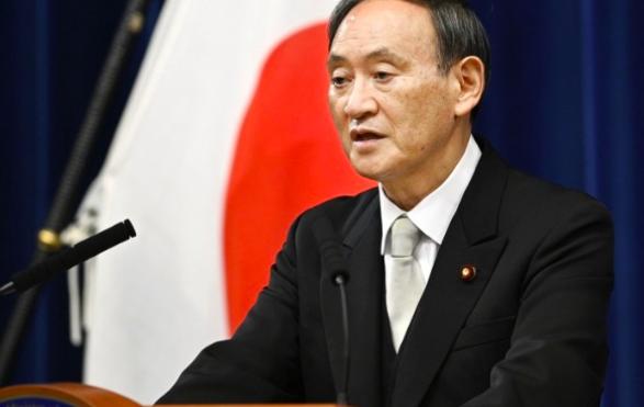 Premier giapponese  Suga prossimo alle dimissioni