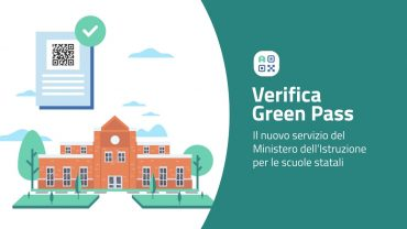 Al via la piattaforma nazionale per il controllo del green pass. Alle scuole la guida operativa e il video esplicativo