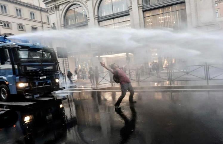Mai più disordini come sabato, il Governo stringe le maglie per le prossime manifestazioni