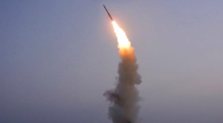 Corea del Nord  lancia nuovo missile antiaereo  dopo aver testato quello ipersonico