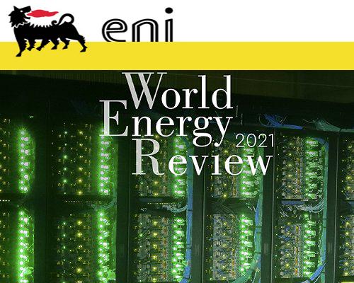 Eni presenta la nuova World Energy Review